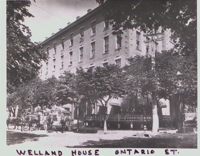 The Welland House Hotel