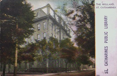 The Welland House Hotel