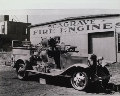 Seagrave Fire Engine & Co.