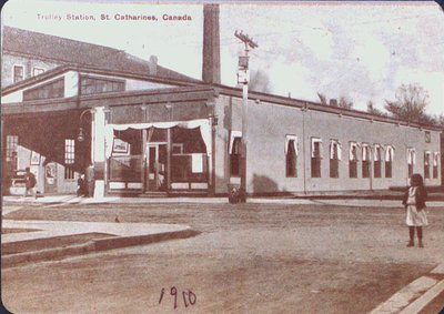 St. Catharines Trolley Station