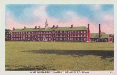 Ridley College, Lower School