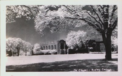 Ridley College, Chapel