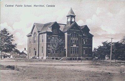Central School, Merritton