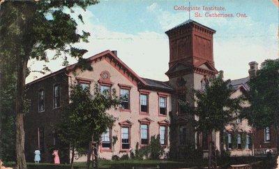 St. Catharines Collegiate Institute