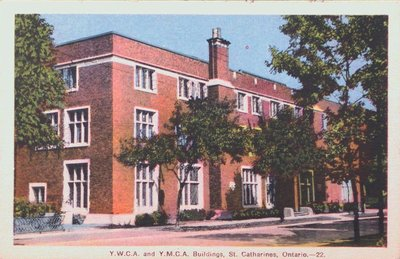 YMCA-YWCA St. Catharines