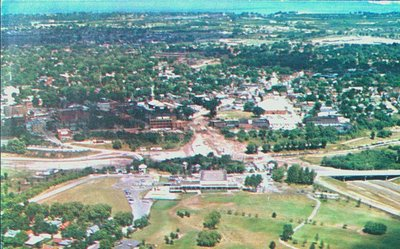 Aerial View of St. Catharines Golf and Curling Club
