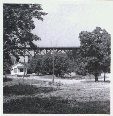 Burgoyne Bridge over the Twelve Mile Creek