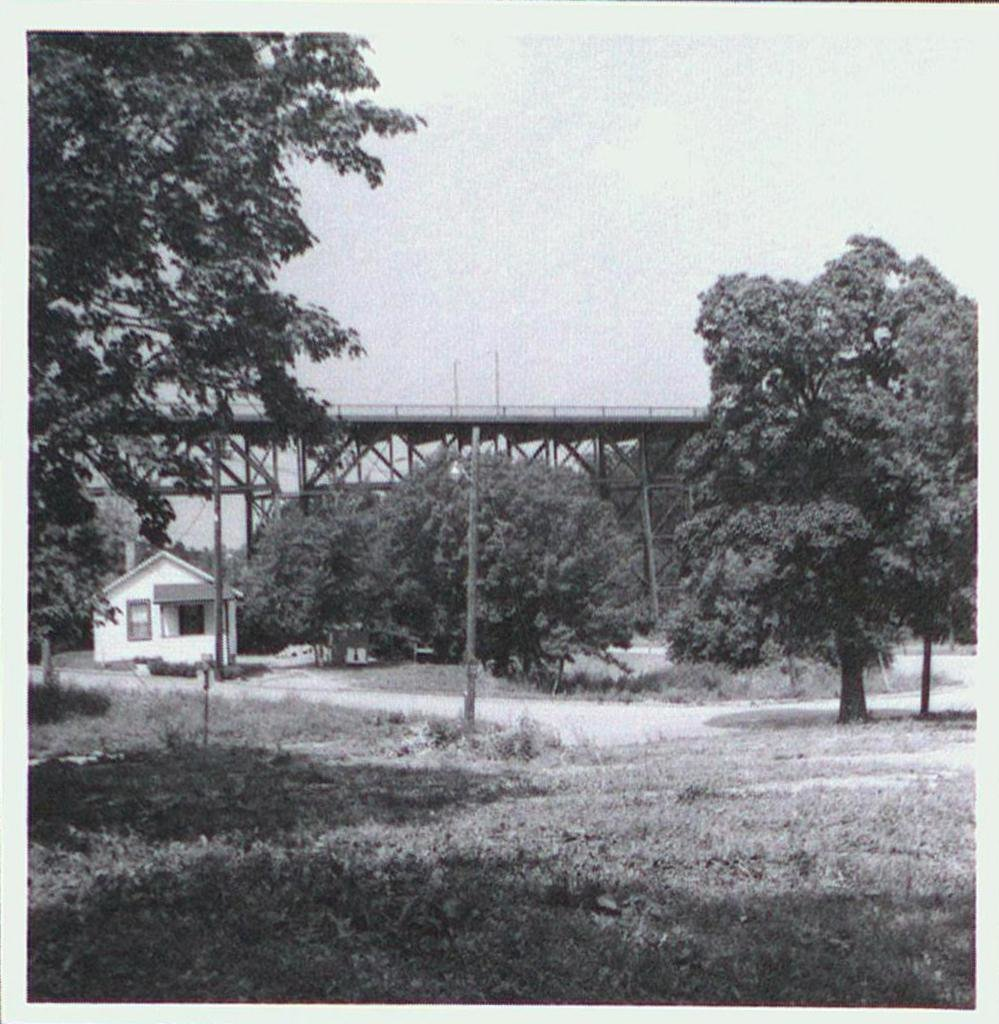 Burgoyne Bridge over the Twelve Mile Creek