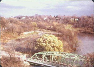 Lower Bridge over the Twelve Mile Creek