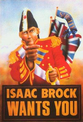Issac Brock Wants You - Brock University