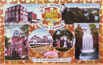 Views of St. Catharines