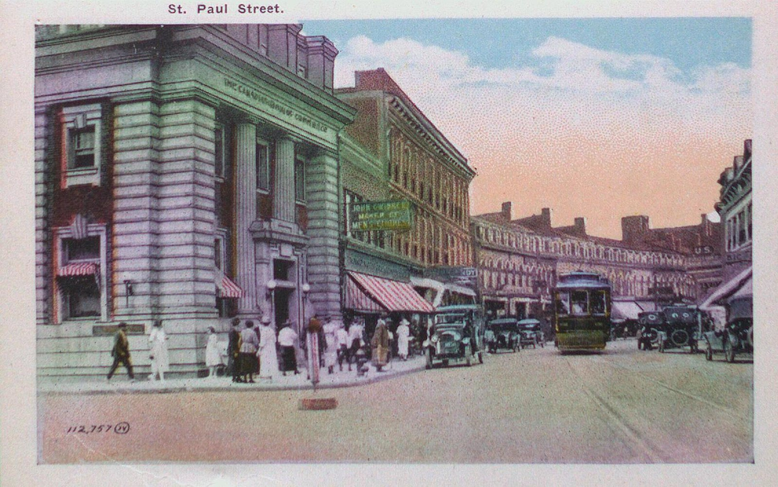 Views of St. Catharines: St. Paul Street