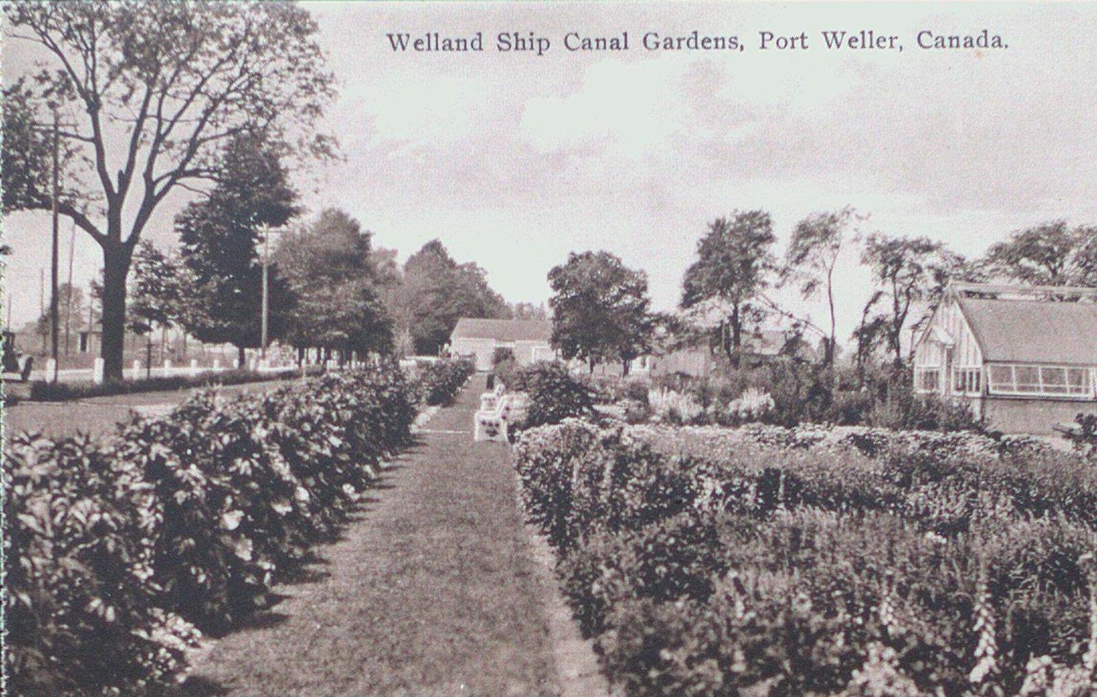 Welland Ship Canal Gardens