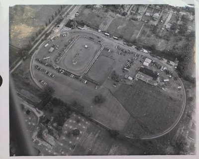 Aerial View of the Riding & Driving Club