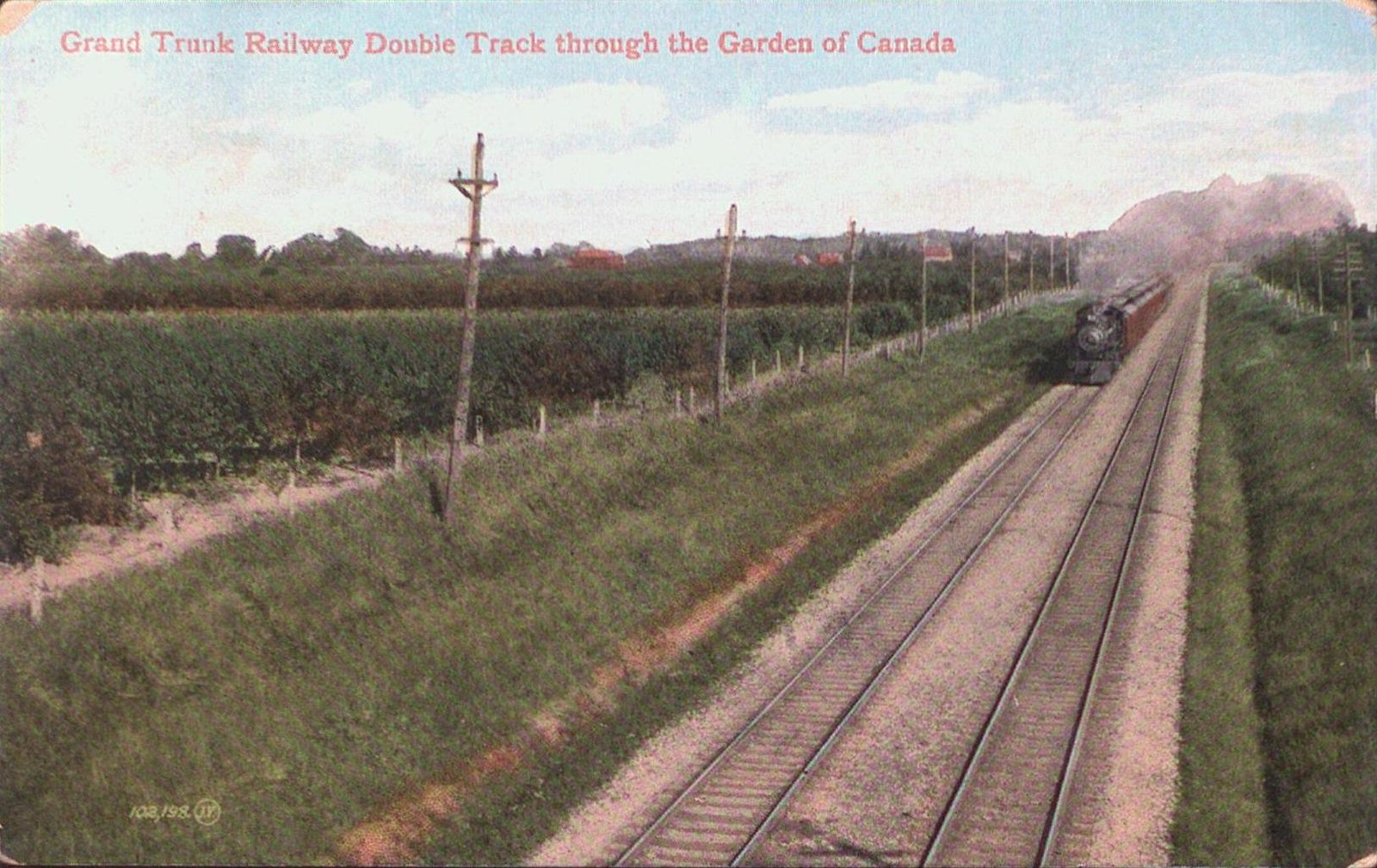 Grand Trunk Railway Double Track