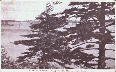 A Moonlit Vista - Niagara-St. Catharines Railway Line