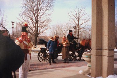 Opening of the St. Catharines Bicentennial Year
