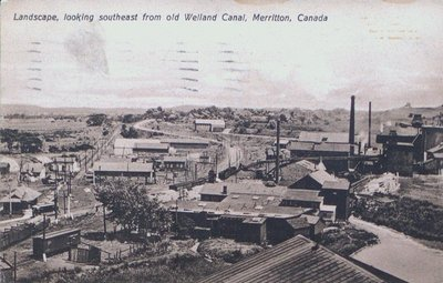 An Aerial View of Merritton