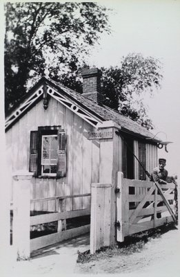 The Lockmaster's House on Leeson Street