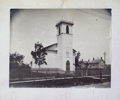 St. James' Church, Merritton