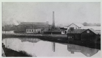 Canada Wheel Works, Merritton