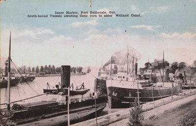 Inner Harbour at Port Dalhousie