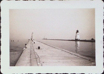 Port Dalhousie Lighthouses and Pier