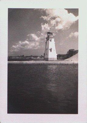 Port Dalhousie Inner Lighthouse & West Pier