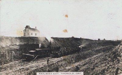 Railway Cut, Thorold