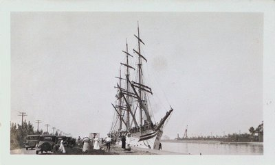 """""""Sorlandet Kristinsand"""" in the Welland Ship Canal"""