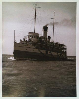 """The Steamer """"Dalhousie City"""""""