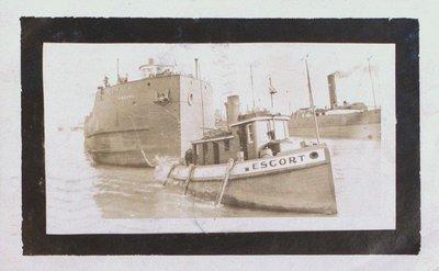 "The Tugboat ""The Escort"""