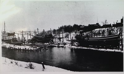 Cook's Dry Dock and Shipyard