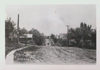 Main Street, Canboro
