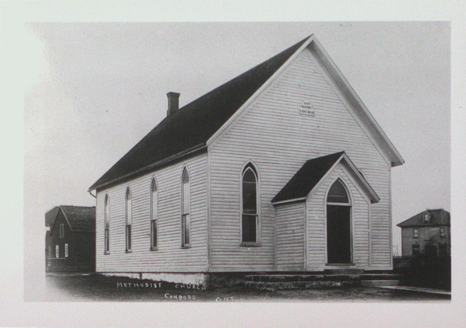 The Methodist Church, Canboro