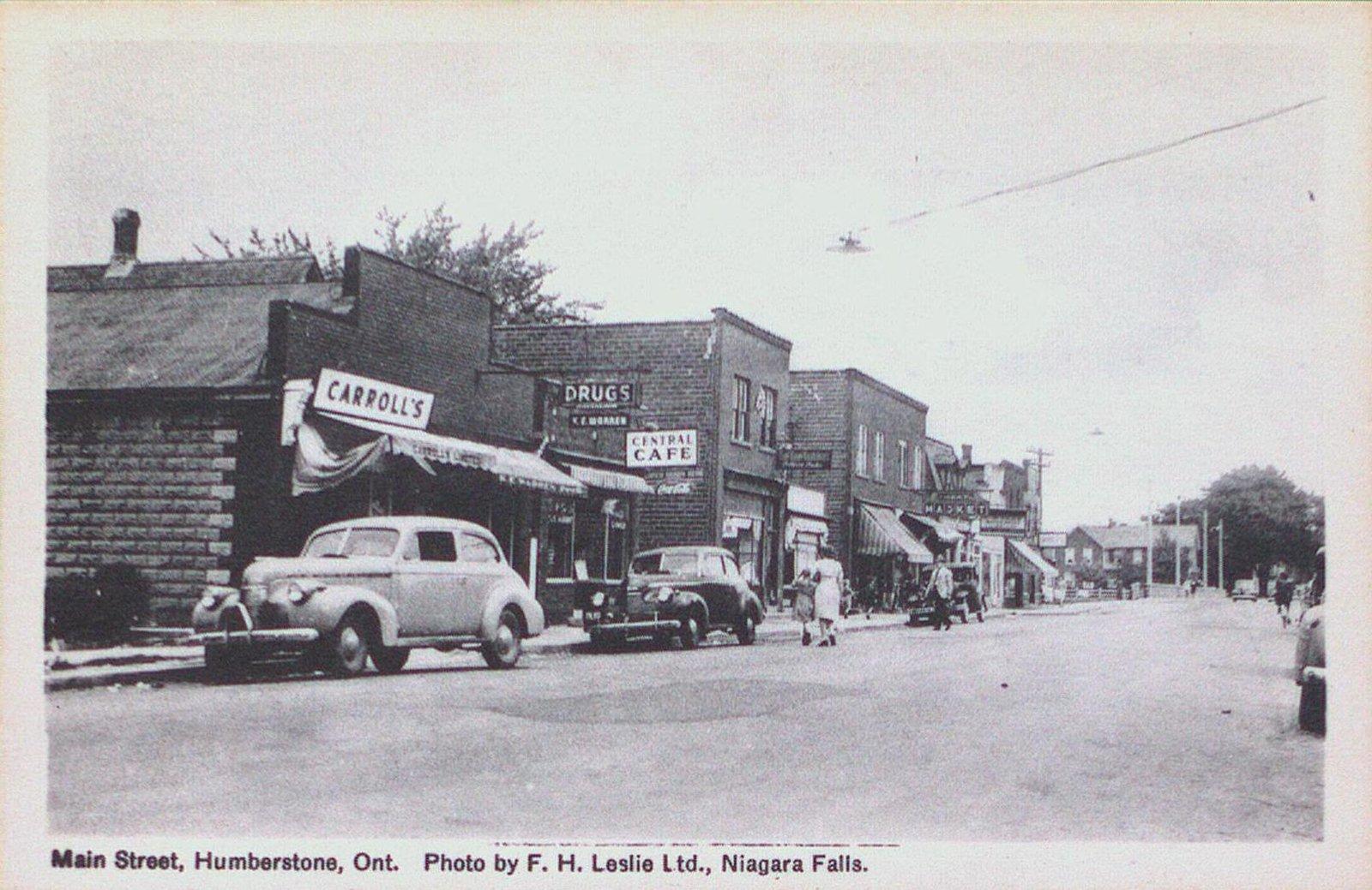 Main Street, Humberstone