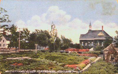 Rittenhouse School and Gardens, Vineland