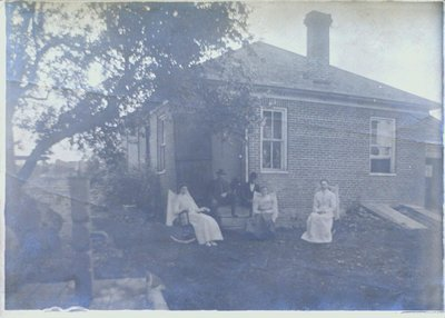 The Smith-McGuire House, Jordan