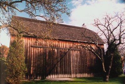 The Barn at Balls Falls