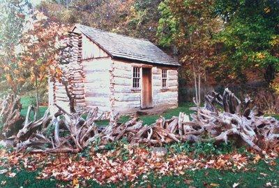 The Log Cabin, Ball's Falls