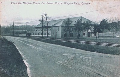 Canadian Niagara Power Co. Power House, Niagara Falls