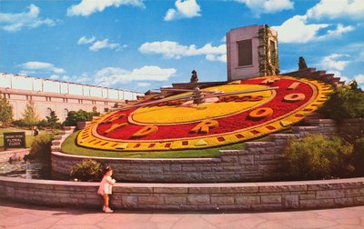 The Floral Clock, Niagara Falls