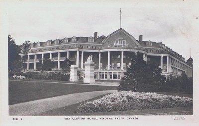 The Clifton Hotel, Niagara Falls (City)