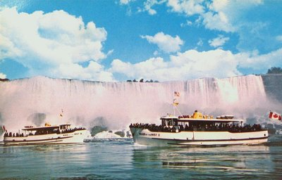 The Maid of the Mist #2 and #3