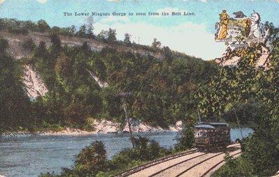 The Lower Niagara Gorge, Niagara Falls