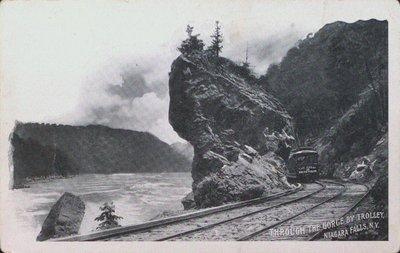 The Great Gorge Trolley, Niagara Falls