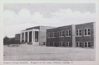 Niagara Cottage Hospital, Niagara-on-the-Lake