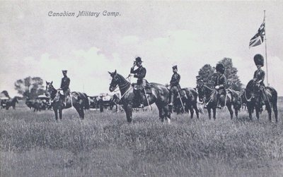 Canadian Military Camp, Niagara-on-the-Lake