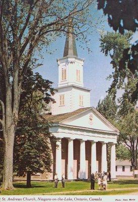 St. Andrew's Presbyterian Church, Niagara-on-the-Lake