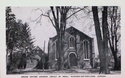 Grace United Church, Niagara-on-the-Lake